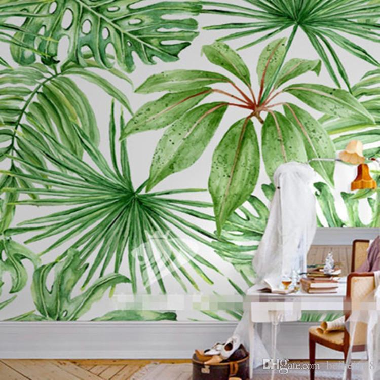 Green Tropical Leaves Poster Mural Wallpaper For Living Room Wall Decoration Wholesale Discount Wallpapers Wallpapers On Desktop Wallpapers On Desktop Background From Beibei168 17 59 Dhgate Com Support us by sharing the content, upvoting wallpapers on the page or sending your own. dhgate com