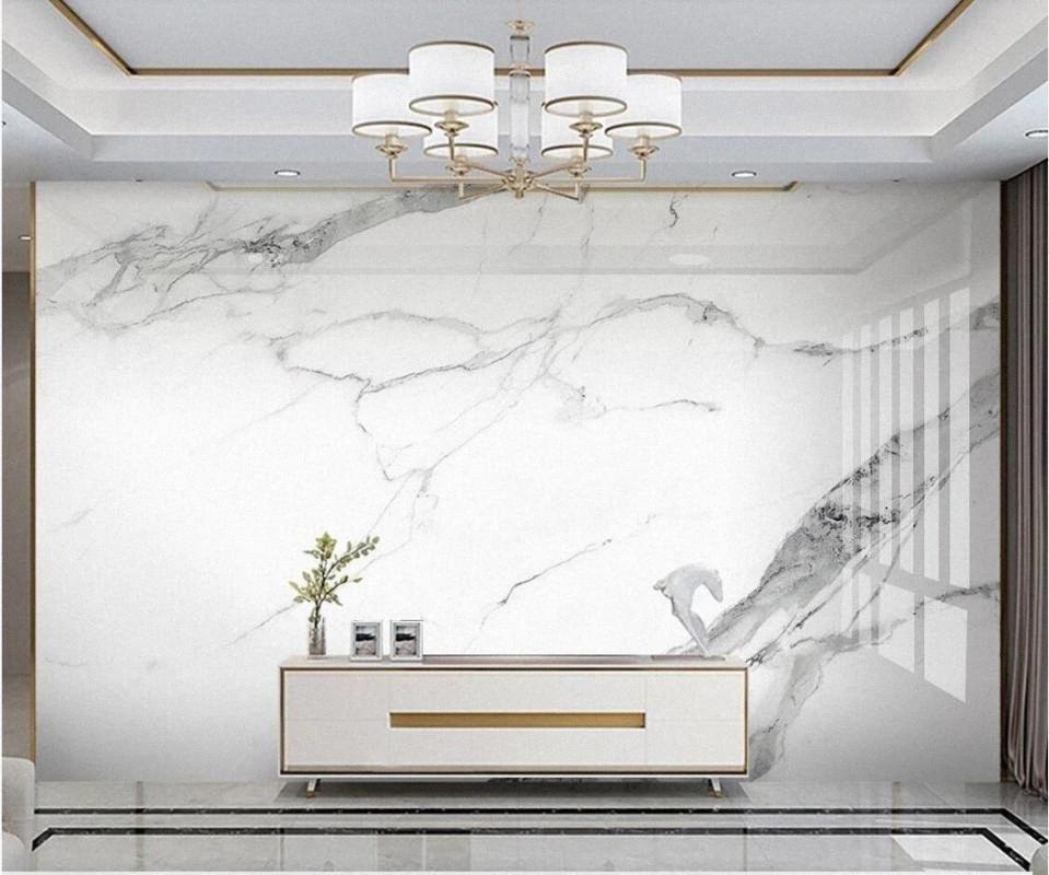 Marbre mural en marbre gris pour le salon Contacter Papier Wall papiers rouleaux muraux muraux muraux Papel de paréde Texture Papier peint Texture Images Wall GW95 #