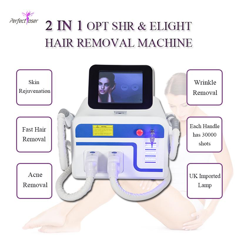 Elight Elight Elight Elight Hair Pail Machine IPL Лечение IPL Станки для дома Использование Волос Волос Удаление