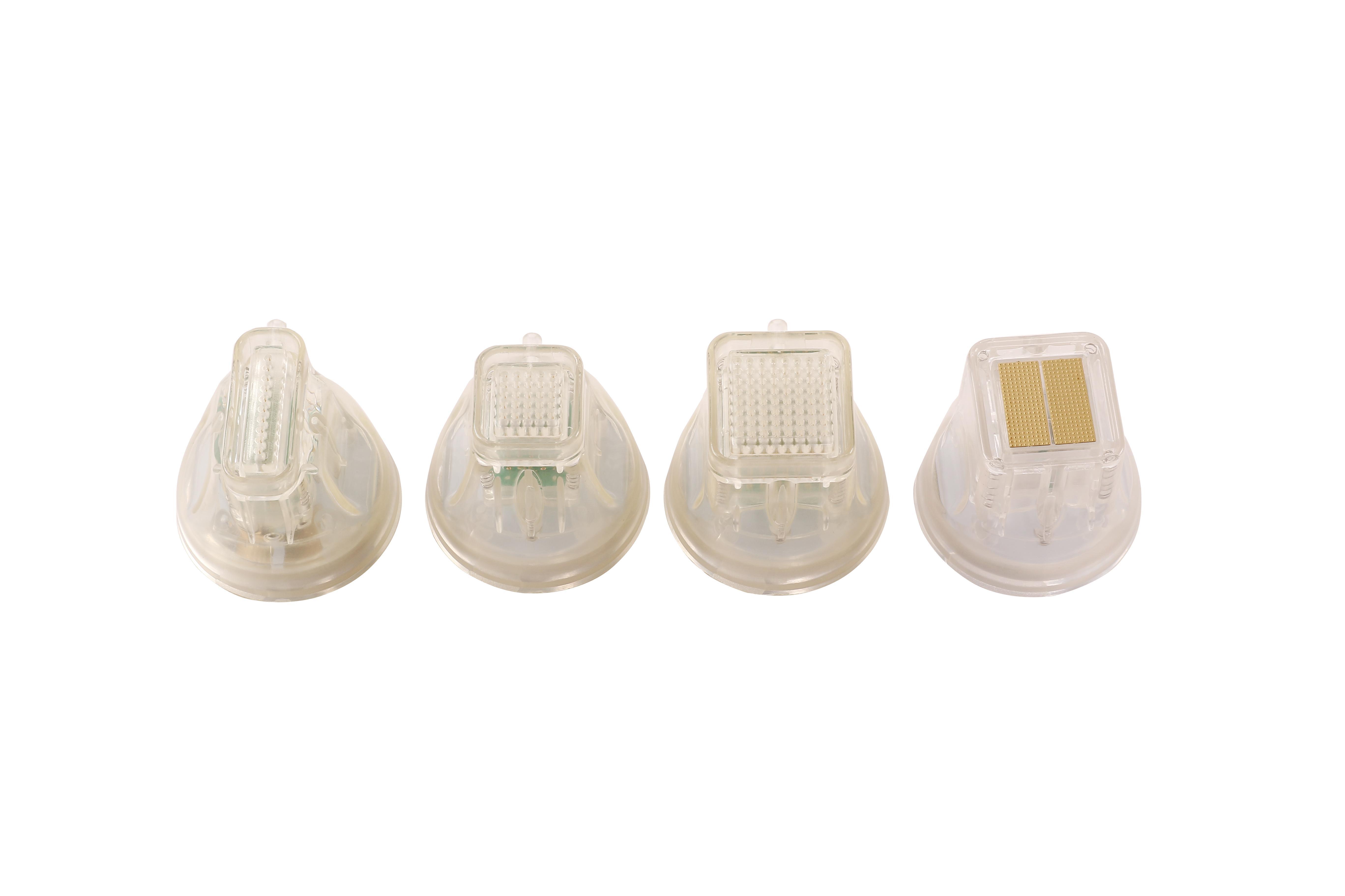 Cartouche d'or pour micronédedle FRACTIONAL RF MicroneDle Machine Scar Traitement Acné Traitement Acne Stretendures Éliminateur jetable