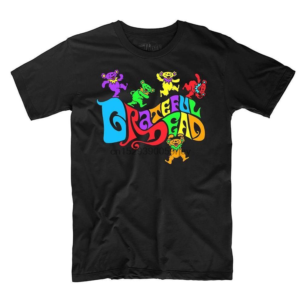 Grateful Dead Flipside Bears Camiseta
