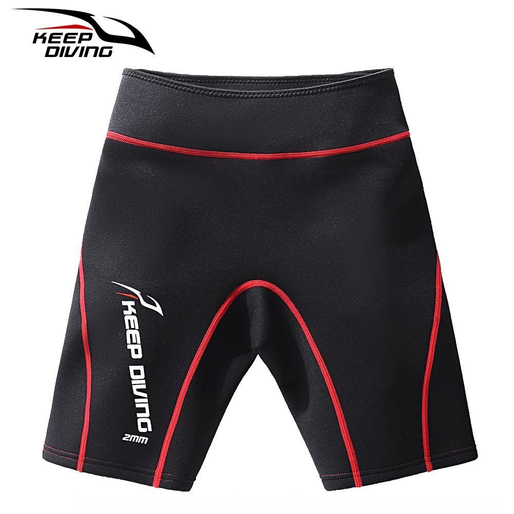 2mm in neoprene pantaloni immersioni termici surf pantaloncini di snorkeling maschili e femminili di nuoto dei tronchi di pantaloncini a prova di sole costume da bagno WS-751
