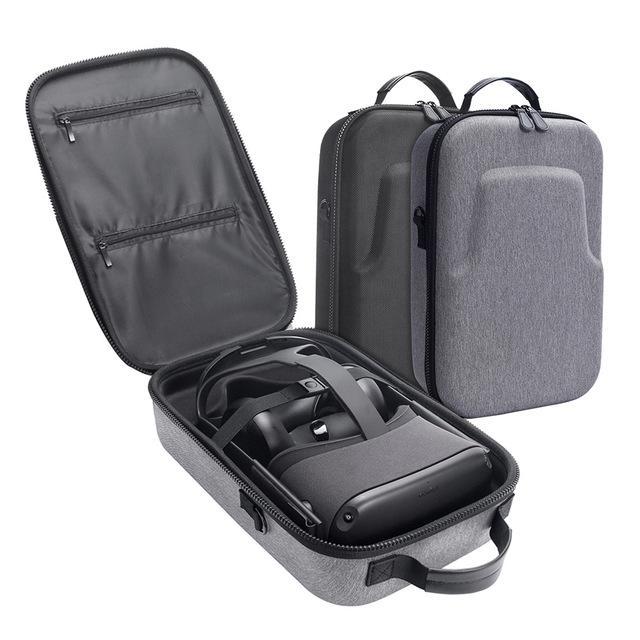 Caja fuerte de los accesorios de gafas VR / AR baratos Nuevos EVA Funda para el caso, Caja de almacenamiento de auriculares de Oculus Quest VR, Oculus Quest Virtual