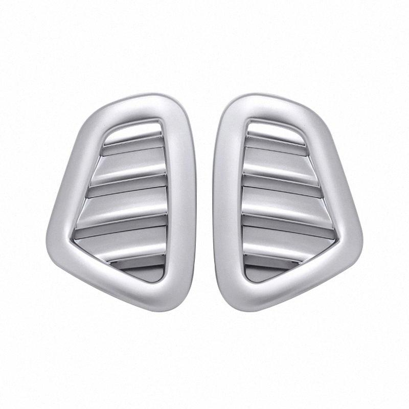 car air vent cover chrome voiture air vent cover Trim car decorative car styling accessories For Mercedes Benz E-Class W213 2016 EwDe#