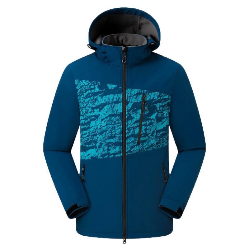 Erkek Açık Kayak Ceket Kış Casual Su geçirmez Tut-sıcak Sport Açık Coat Kar skiwear Paten Giyim Yürüyüş Spor Kıyafetleri
