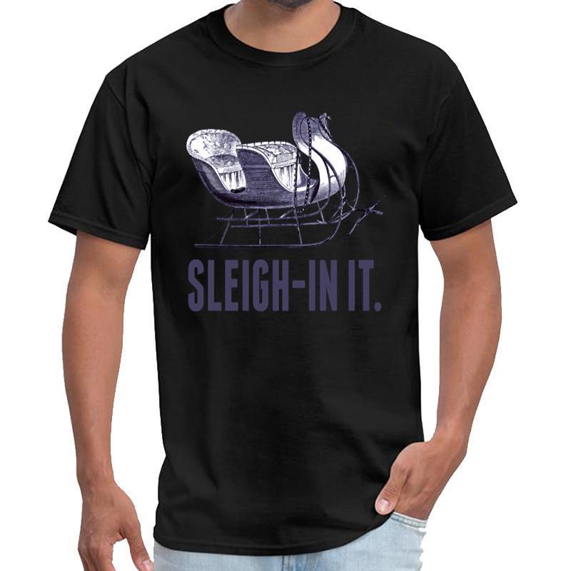 Customized Sleigh-In Es Weihnachten die Weeknd T-Shirt männlich weiblich vipkid T-Shirt XXXL 4XL 5XL 6XL Tee oben