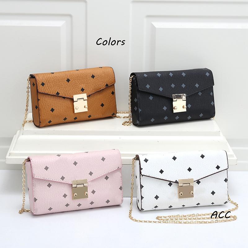 Rosa Sugao Kette Umhängetasche Frauen Umhängetaschen Umhängetasche neue Art und Weise Handtasche heiße Verkäufe Kettenbeutel-PU-Leder hohe Qualität