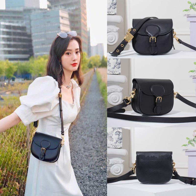 2021 yenidoğan DIOSS BOBBY lüks kadın kız tasarımcı klasik flep çanta Monogramları Messenger Omuz çantası bumbag crossbody çanta / ZTDN #