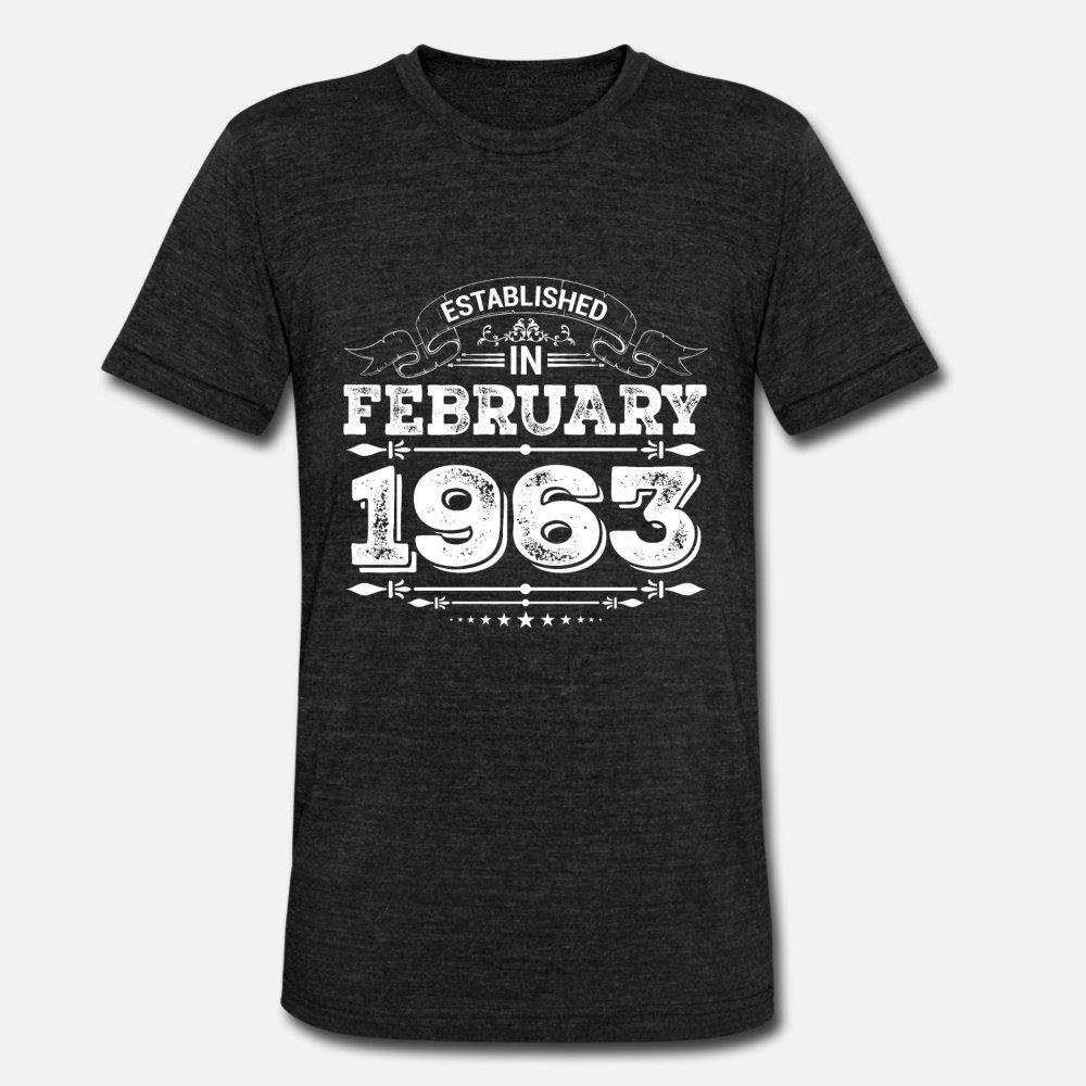 Fondata nel febbraio 1963 uomini della maglietta su misura al 100% cotone o collo homme fitness divertente casual camicia estate Stile originale