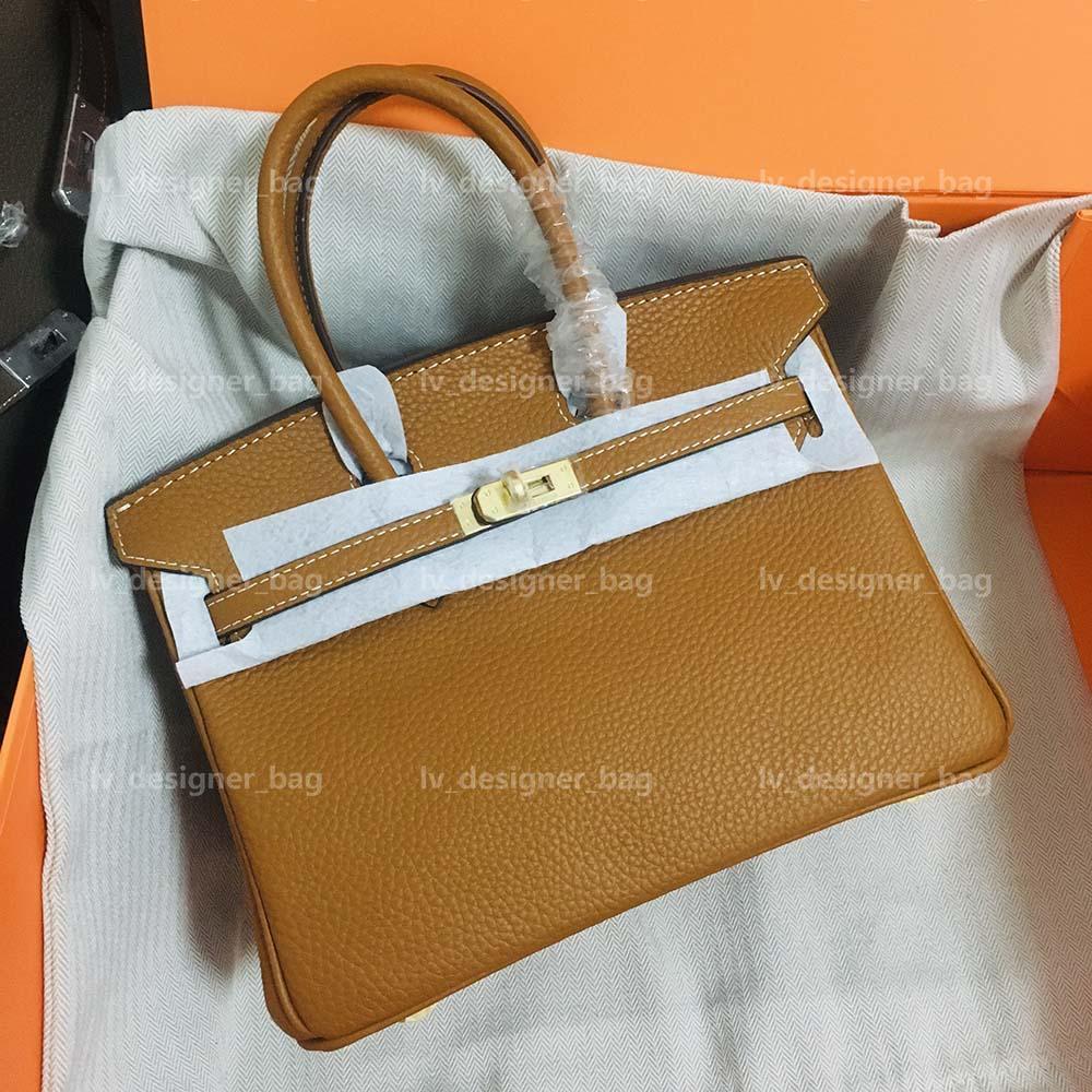 Classic Berkin Women's Tote Bag Handbag 2020 Fashion Large Designers Bags Lady Genuine Real Leather Shoulder Crossbody Bag Handbags Purses