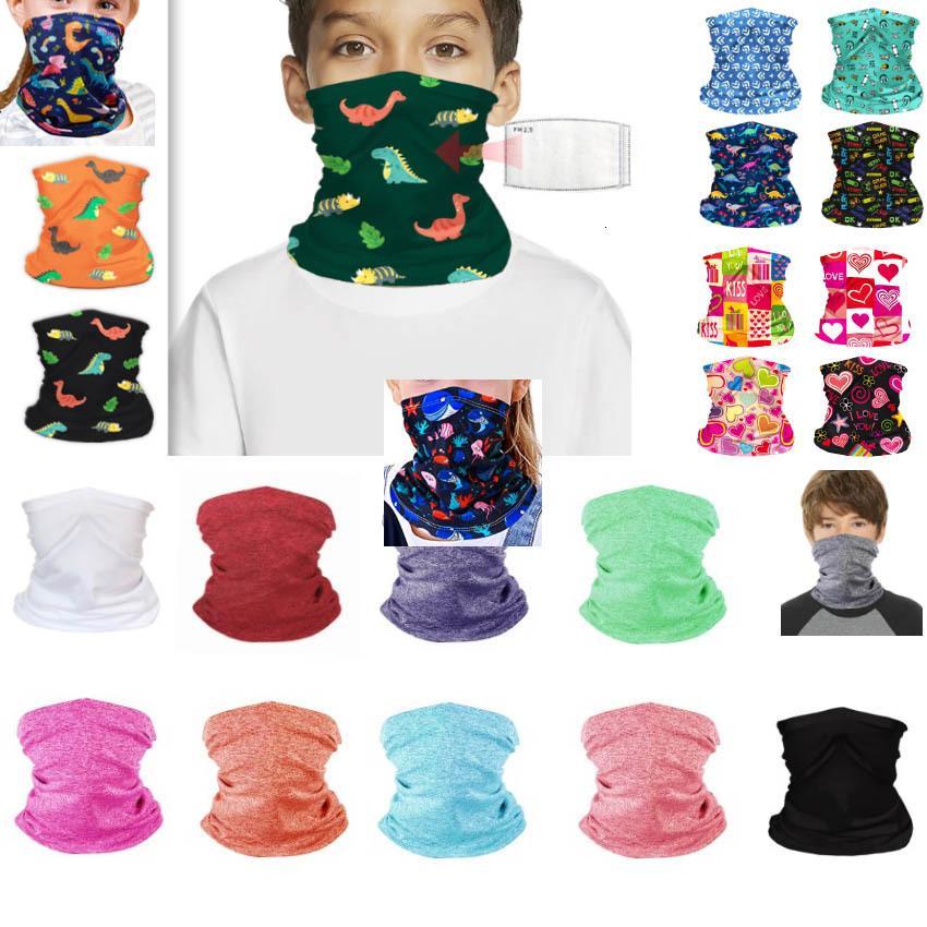 Hals Gamasche Kühl Kinder Gesicht Junge Mädchen Balaclava Für Cartoon-Tierentwurfs-Stirnband-Schal-Partei HH9-3213 Maske