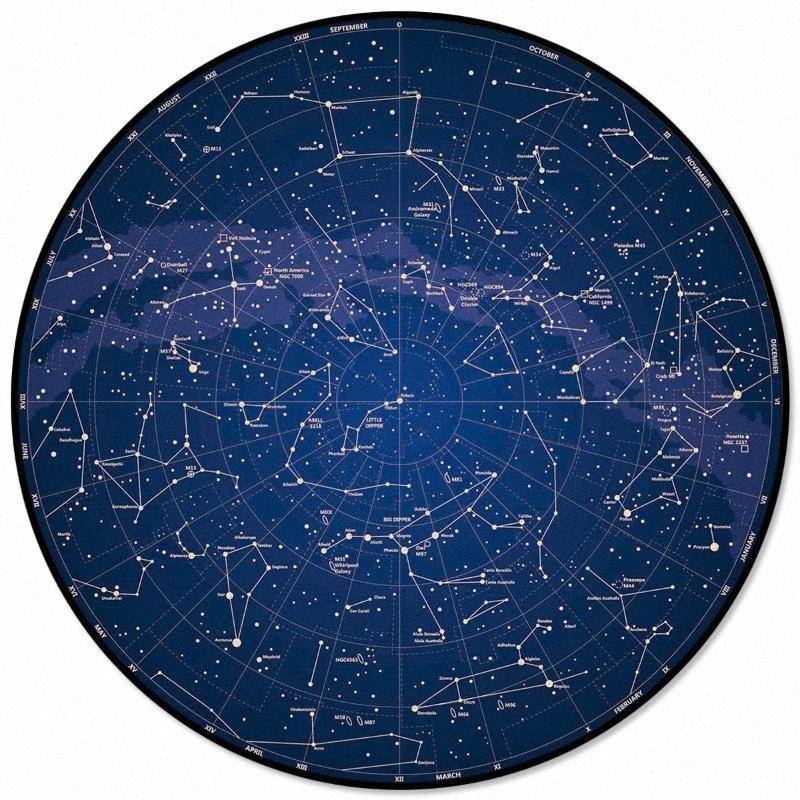 Gece Sky Yıldız Tekerlek Ana Salon Yuvarlak Kilim İçin Çocuk Odaları Kaymaz Mohawk Halılar Mohawk Carpe 0qFP # İçin Desen Kilimler Ve Halılar