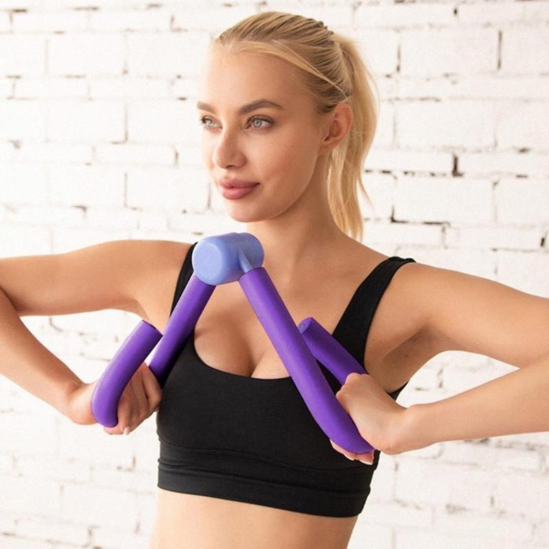 PVC ginnici Palestra del braccio Cassa Vita ginnico allenamento coscia macchina Palestra Sport coscia Maestro muscolo della gamba casa attrezzature per il fitness 9BsQ #