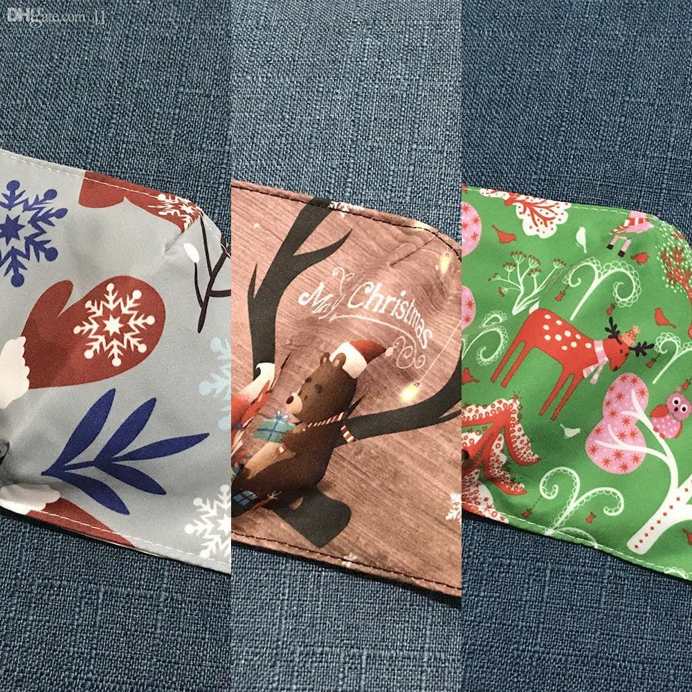 ixoze Versand Weihnachten magischer Schal Bandana Gamasche Maske Weihnachten Sport Stirnband Gesicht Hals Außenweihnachtsmann Dekoration Geschenke