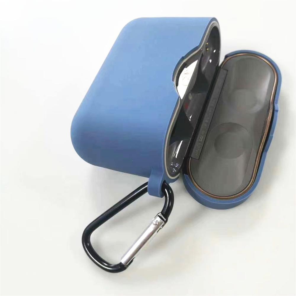 sony WF-1000XM3 Kablosuz Kulaklık şarj kutusu silikon kılıfın darbelere dayanıklı Koruma kapağı için 16 renk
