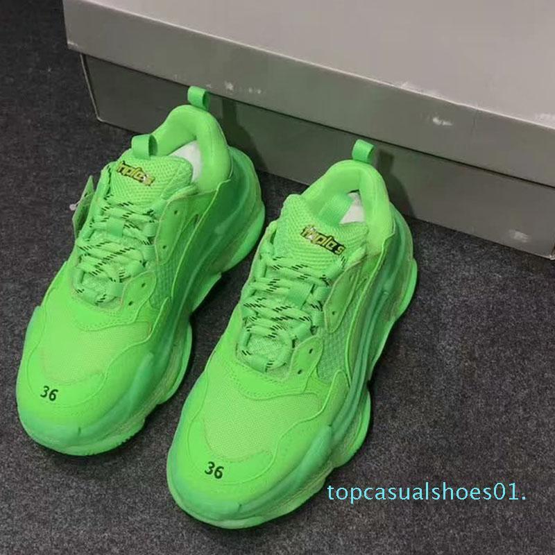 Erkekler ayakkabı kombinasyon tabanları 3 kuşak baba ayakkabılar kadınlar çiftler ayakkabı Kompozit tek 3A T01 resmi web sitesi üretimini BB