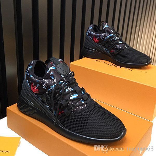 Высочайшее качество мужской моде скейтборд обуви класса люкс повседневная обувь Удобная Чистая поверхность холст классические кроссовки баскетбольные кроссовки