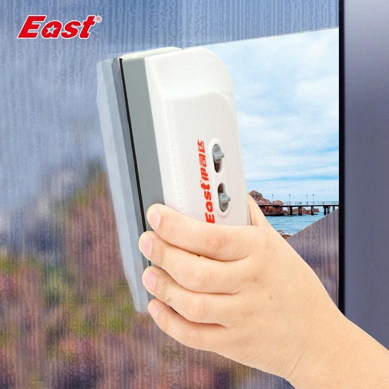 الشرق صول جديد على الوجهين سوبر المغناطيسي تنظيف النوافذ ممسحة الزجاج (3-25mm) A9 سوبر ترقية Edition أدوات التنظيف s6D9 #