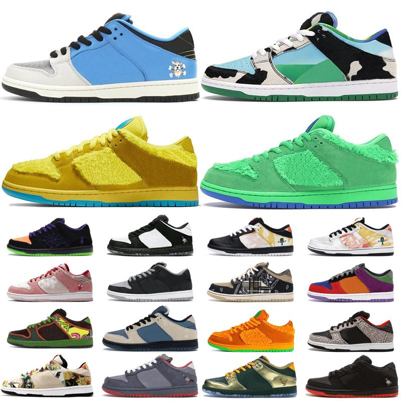 2020 chaussures dunk sb chunky baskets Dunky baskets basse planche à roulettes Paris Brésil Syracuse Syracuse White Off Kentucky Casual Sports Baskets