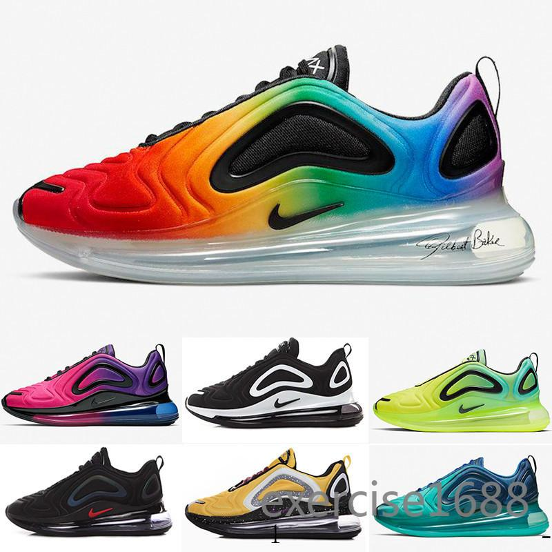 nike air max 720 72c airmax  Throwback future running shoes mens iridescent moon northern lights sea forest shoes womens pink sea sunset luxury AMJ8N
