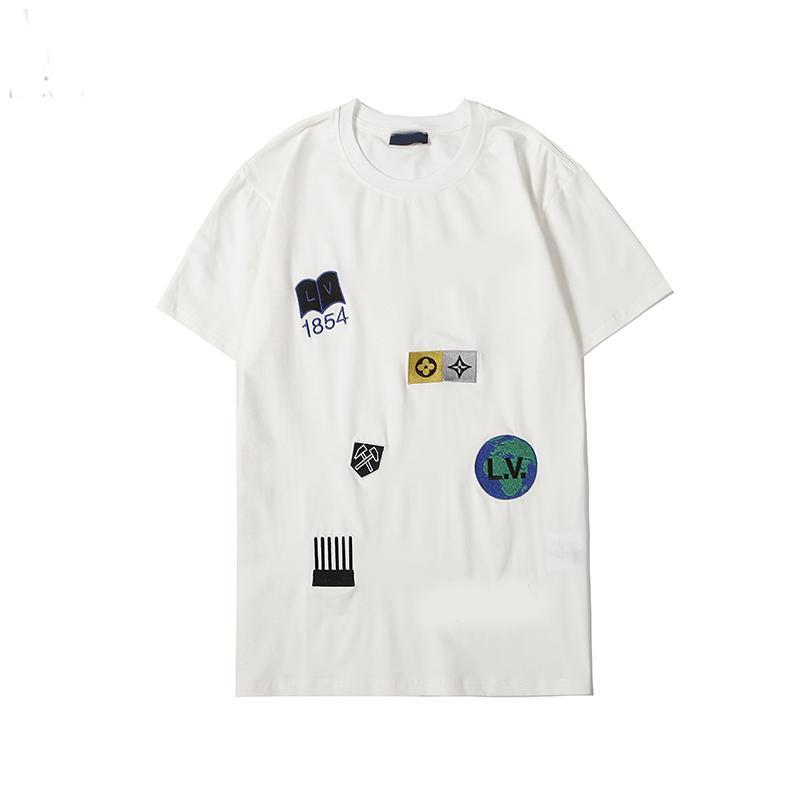 marque hommes nouveaux T-shirt et des femmes de qualité 100% amis T-shirt haut de hip-hop de vêtements en coton T-shirt