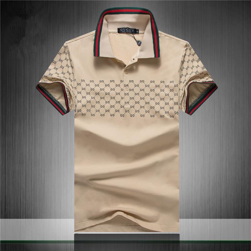 nuevos hombres del polo de verano de algodón Polos color sólido de manga corta Tops streetwear masculino Tees ropa delgada de los hombres respirables