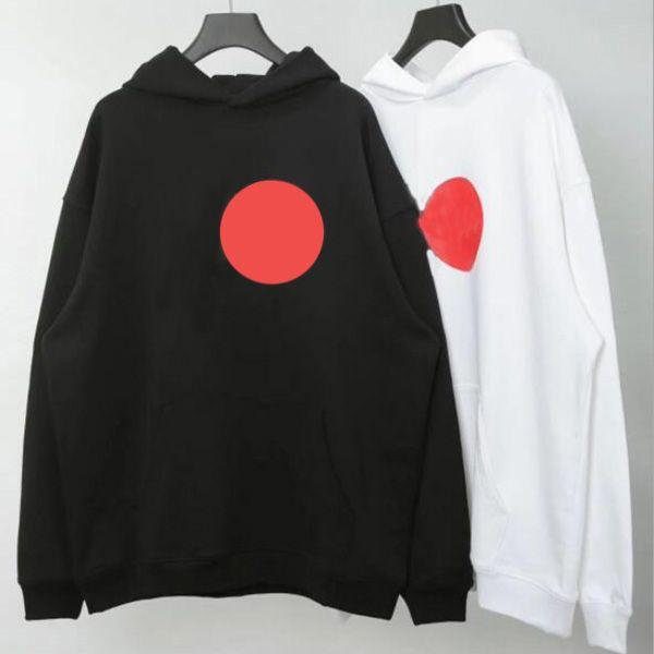 S-5XL 2021 Novo 100 Cotton Mens Hoodies Hoodies Mulheres Homens manga comprida hodies Pullovers capuz Hoodie Mulheres Oversize Casual com capuz Unisex