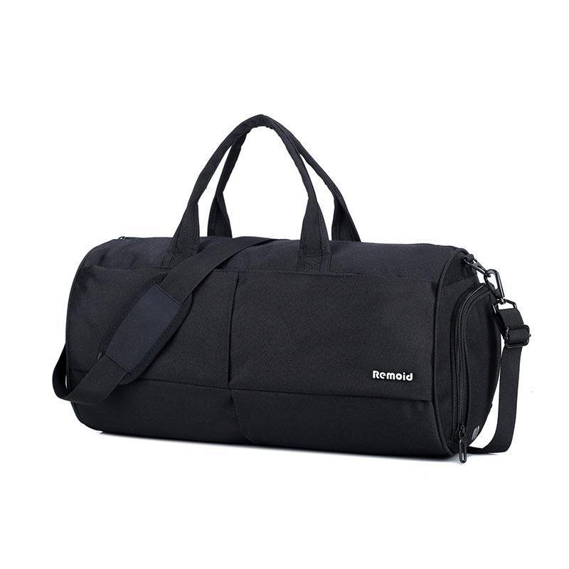 حقائب PU جلد رجل سفر سعة كبيرة للماء حقيبة السفر الرجال حقائب الكتف ليلة وضحاها حقائب سفر للرجال