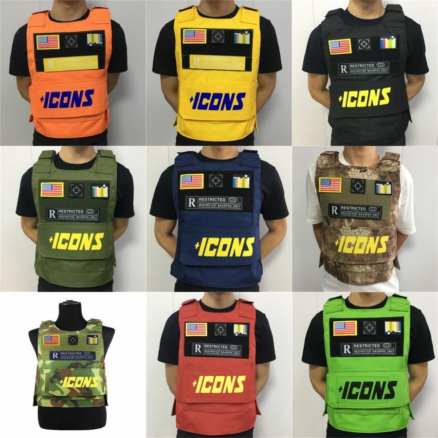 600D Oxford Hunting Bag Tactical Vest Bag Bolsa Peito Recon Bolsa Ferramentas Molle Pouch exterior Caça Acessórios # 546