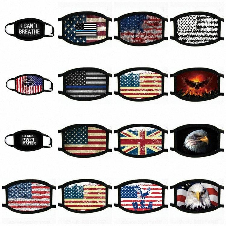 Fontes Máscaras Trump cara eleição americana poeira Máscara Homens Mulheres Bandeira americana Universal Para Máscaras máscara Designer T2I51176 WF9Y #