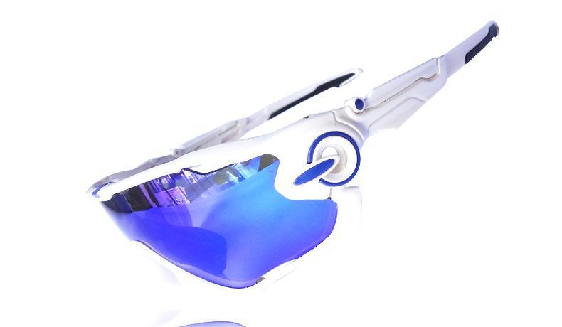 Atacado-4 Lens !! 2016 Novas cores Top qualidade Jawbreak óculos de sol UV400 Goggle óculos de sol do esporte Eyewear Óculos de Sol Hombre
