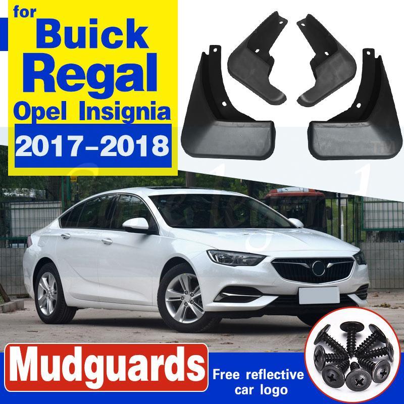 Boue voiture Rabats Sedan Garde-boue Fender Bavettes garde-boue BOUE pour Buick Regal Opel Insignia 2017 2018 Car Styling