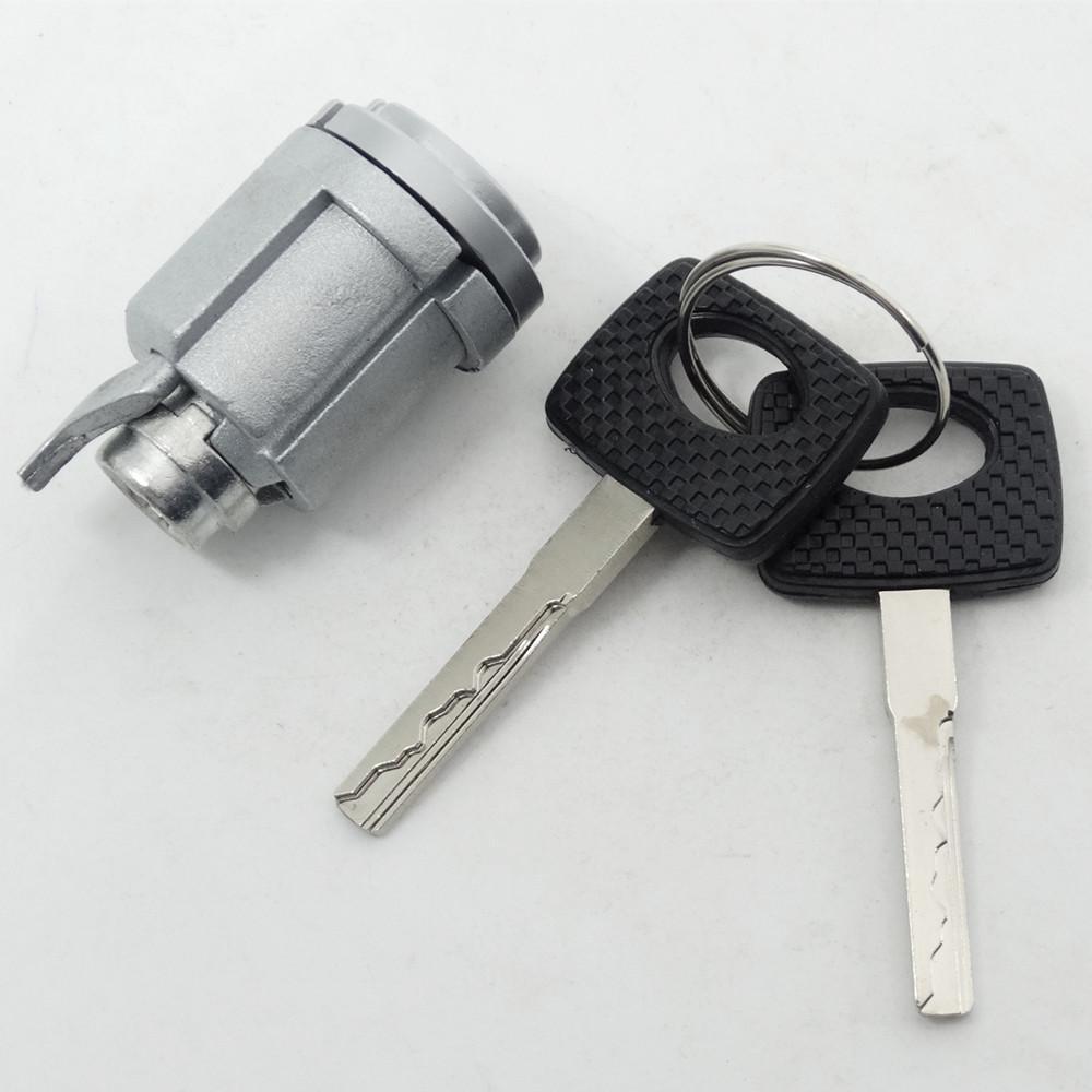 Hot venda Mercedes Benz ignição bloqueio encaixa Benz Ignition Lock Car Com HU92 Two Cut Key