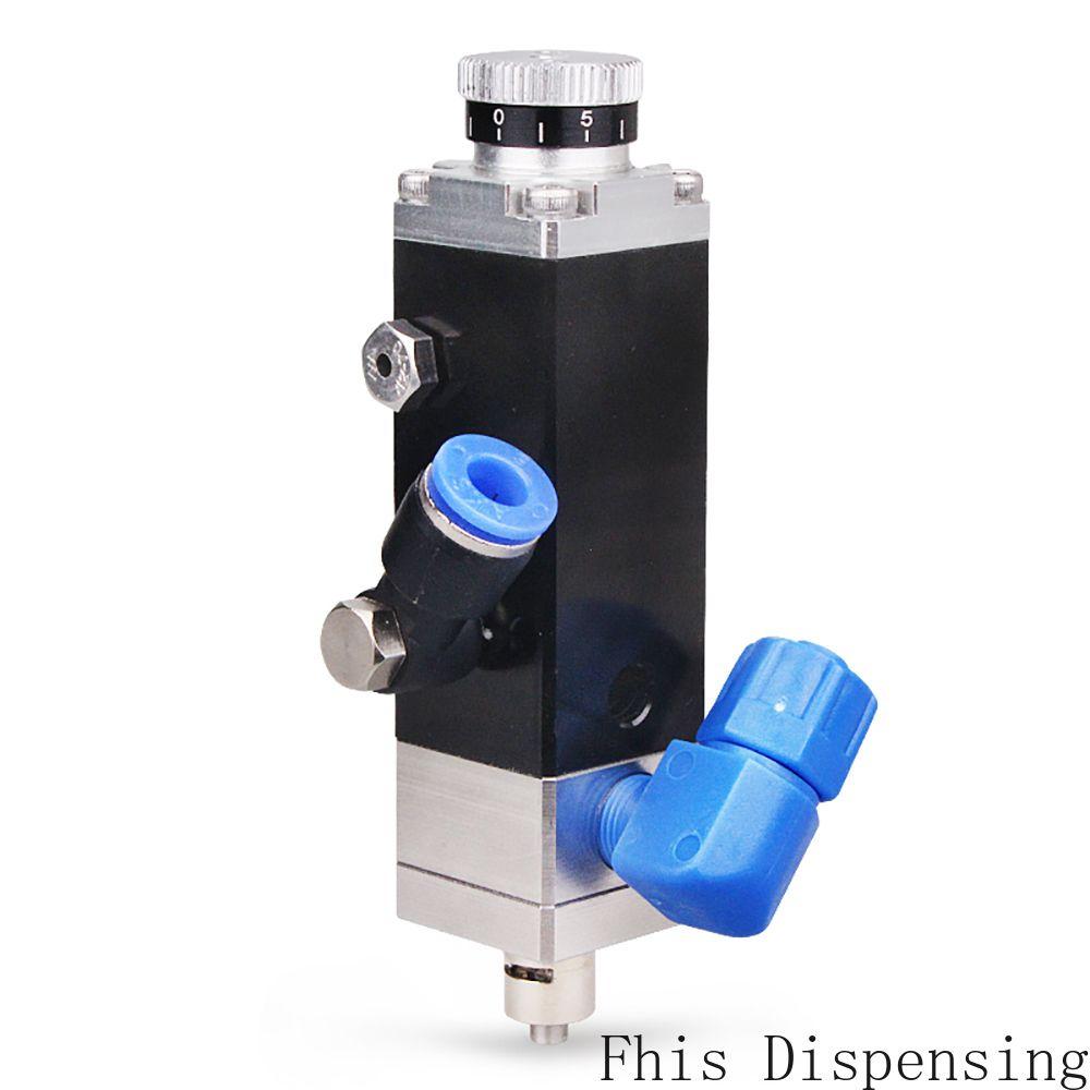 FD-56 Мембранный дозирующий клапан высокой точности Одно Жидкий клапан Однокомпонентное Клей мембранный клапан