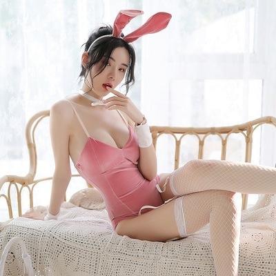 FQTlZ conejito uniforme de la mariposa de la ropa interior de la criada atractiva pjk9T arco lindo la ropa interior abierta coqueta tentación mono