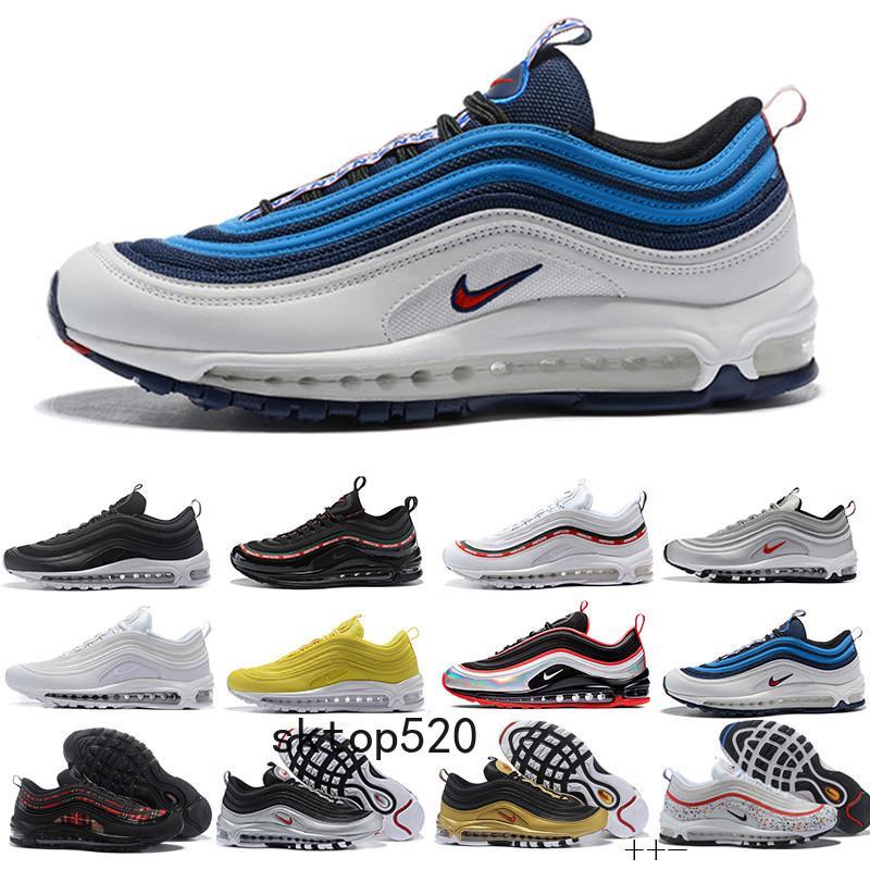 White 3m Premium Running Shoes Men