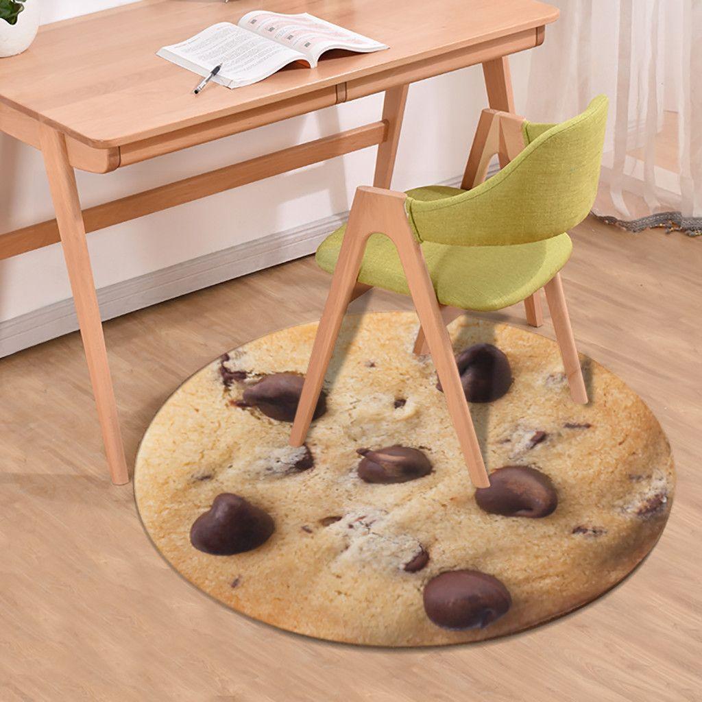 Pad Família Cadeira Comida Almofada Capacho Enrole Blanket não escorregar Quarto Carpet Mats assento Mats Tapetes Para Casa Sala de Estar Textiles
