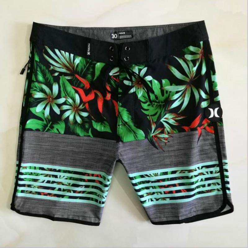 Mans shorts de plage hommes de séchage rapide recadrée Leggings Maillot de bain Contraste Hommes d'impression couleur 15 style Board Shorts meilleure vente