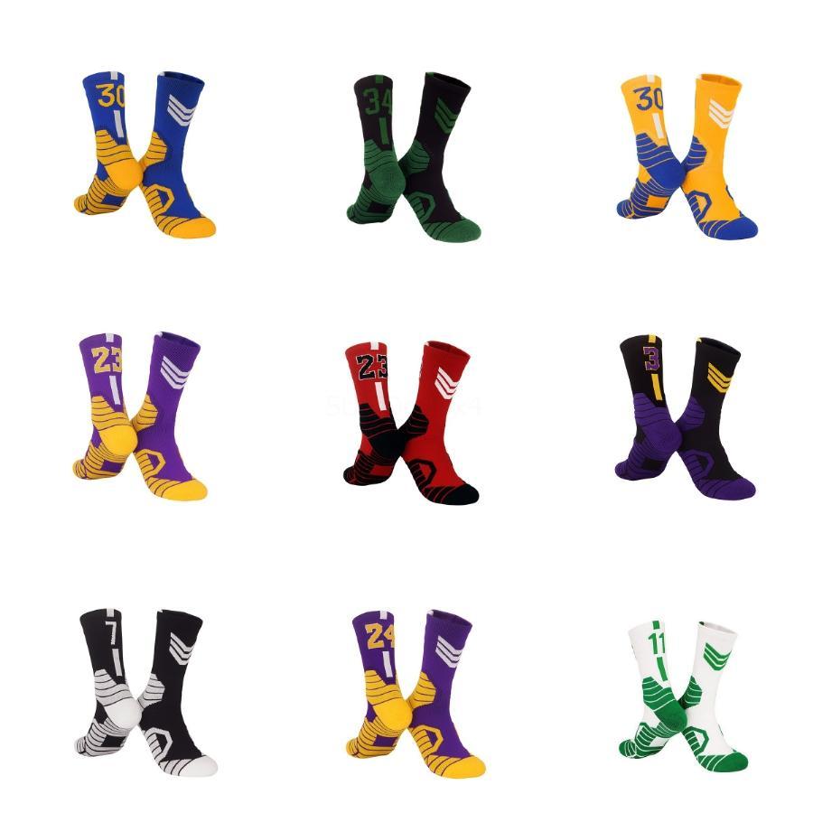 Симпатичные печати Носки Pattern Cat Чипсы Donut носки Многие дизайн слойного печати носки Длина # 812
