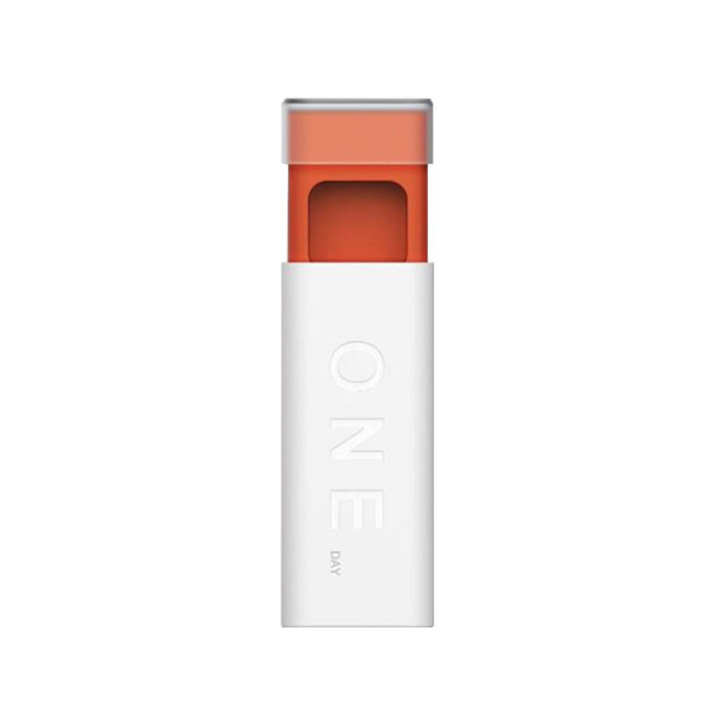 Medicina de almacenamiento 3 rejillas diario dispensador Organizador Mini píldora portátil caja de la caja