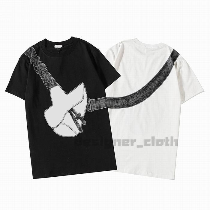 2020 Mens женщины конструктора Tshirts Saddle Bag Печатных мод люди футболка верхнего качество хлопок вскользь тройники с коротким рукавом футболка Luxe