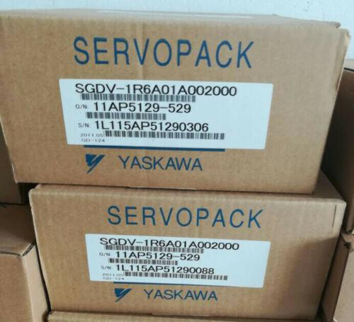 one BRAND new IN BOX Yaskawa Servo driver SGDV-1R6A01A002000 free shipping