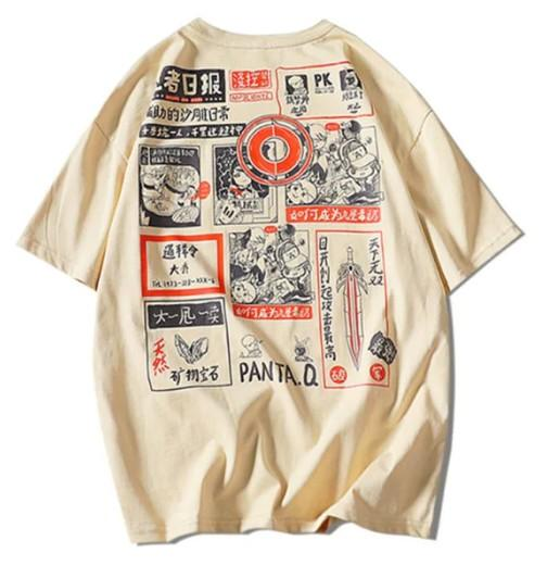 Mode Comic Graphic Print Rundhals T-Shirt der neuen Ankunfts-Männer Frauen T-Shirt Sommer-T-Shirts Tops heiße Verkaufs-Damen-Shirts M-5XL
