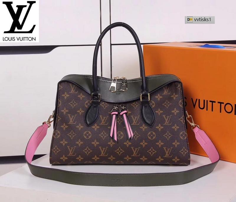 vvtisks1 HIXT Black M41455(A4EF) Women HANDBAGS ICONIC BAGS TOP HANDLES SHOULDER BAGS TOTES CROSS BODY BAG CLUTCHES EVENING