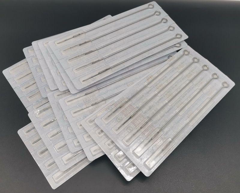300pcs 도매 Dropshipping 새로운 RL, RS, F, M1, M2, RM 혼합 된 크기 일회용 살균 문신 바늘