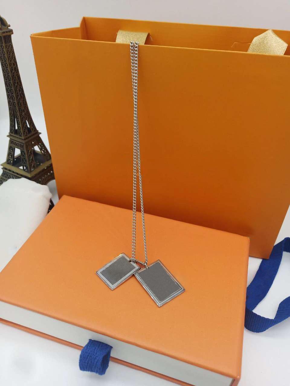 مصمم قلادة القلائد قلادة أزياء للرجل امرأة القلائد مصمم المجوهرات قلادة عالية الجودة