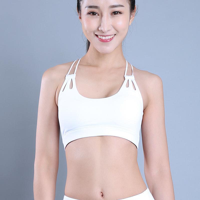 Ücretsiz Kargo Kadın Üst Kalite Hızlı Kuru Nefes Kalın Malzeme Egzersiz Bras Boyut S-L