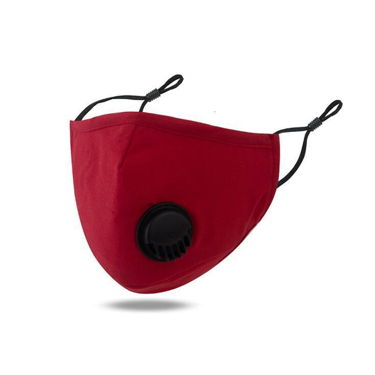 Маски Washable Cotton противотуманным пыле конструктор респиратора с Дыхательные клапана Face Eye Защитный Щит маска Ewf782