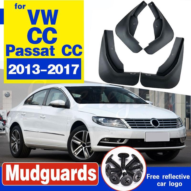 für VW Volkswagen Passat CC 2009 ~ 2017 Kotflügel Schmutzfänger Fender Mud Flaps Splash Guards Autozubehör 2010 2011 2012 2013 2014