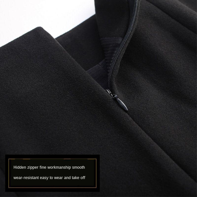 Простой рыбий хвост упругой моды юбки 2020 осень Новый корейский стиль высокой талии Slim Fit коммутирующих тенденция рыбий хвост юбки